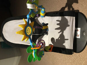 Bjorn bouncer chair with fun toy!