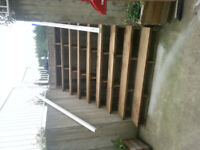 Stair replacement OUTDOOR STAIRS
