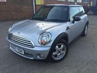 Mini1.6 ( Chili ) Cooper 1.6 Manual 3 Door 2007 Petrol SILVER GREAT CAR