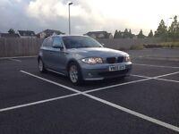 BMW 118d NEW MOT 110 000 miles