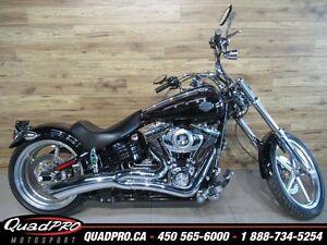 2010 Harley-Davidson Rocker C Softail FXCWC 73.14$/SEMAINE