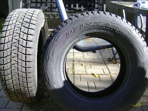 4 winter tires Gatineau Ottawa / Gatineau Area image 1