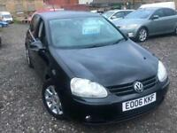 2006 Volkswagen Golf 2.0 GT TDI 4 Motion