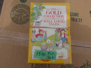 Gold Collection of 10  Kids Books