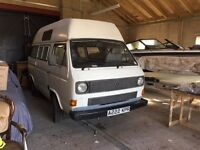 VW camper van! Runs and drives superb!!!