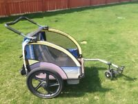 Bell Bike Carrier, Chariot for sale