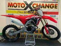 2020 HONDA CRF 450....9 HOURS USE....£5995....MOTO X CHNAGE