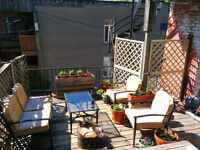 500/600 Looking for two fun roomates in the heart of the Plateau