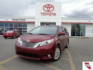 2011 Toyota Sienna Limited AWD 7-Passenger V6 LOADED LOW KMS