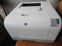 HP Laser Colour Printer HP CP1215 in great condition
