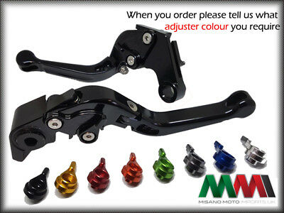 SHORT FOLDING TRIUMPH 675 STREET TRIPLE2008 2016 BRAKE CLUTCH LEVERS