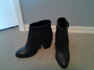 2 Pair Brand New Boots - Never Worn