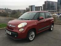 2014 FIAT 500L MULTIJET LOUNGE 5 DOOR HATCHBACK DIESEL