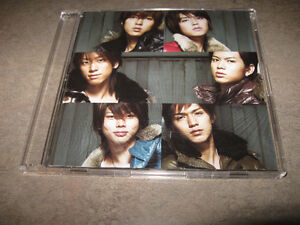 Weeeek [Single] by News (Japan) (CD, Nov-2007, Sony BMG)