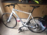 Boardman comp hybrid road bike
