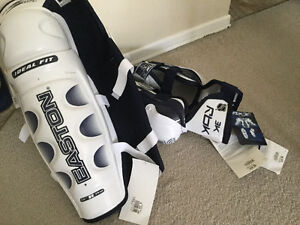 Brand new elbow and shin pads