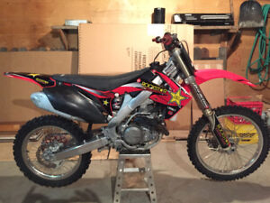 2011 Honda CRF450R *MINT* PRICE DROP