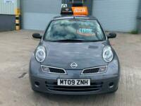 2009 Nissan Micra 1.2 Petrol Manual * 1 OWNER FROM NEW * 12 MONTHS MOT!!