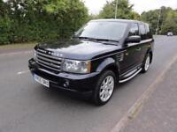 2005 Land Rover Range Rover Sport 2.7 TD V6 SE 5dr