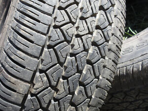 2 Ultra Touring GT P215/G5R15 All season tires for sale
