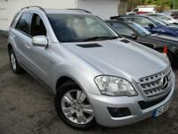 2009 MERCEDES M-CLASS ML300 CDI BLUEEFFICIENCY SE 4 X 4 4X4 DIESEL
