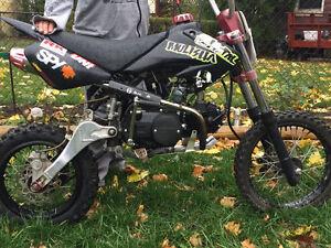 2008 125cc Pitbike