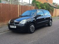 Renault Clio, 1.2 16v, Automatic, Cheap, Part Exchange To Clear