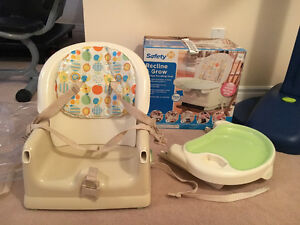 Convertible High chair 4 months  - 5years