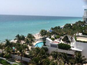 Magnifique condo avec vue sur la mer à Hollywood, Floride.