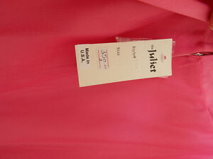 Pink tulle grad dress with labels still on.. PRICE REDUCED