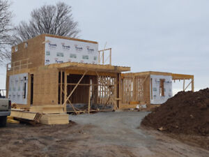 Experienced framers and framing crews needed