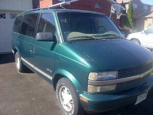 1996 Chevrolet Mini Van