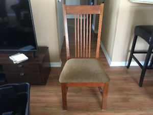 Solid wood Arts & Crafts Chair