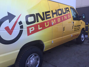 One Hour Plumber, Fast, Professional & Emergency Services Edmonton Edmonton Area image 2