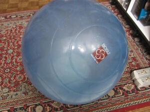 BOSU Ballast Ball PRO - blue, like new, $44.00