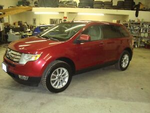 2009 FORD EDGE SEL AWD 4DR $6995 PLUS THE HST