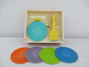 Box-Record Music De Fisher Price *** Non Négociable***
