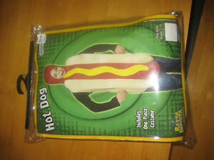 COSTUME HOT-DOG pour Halloween