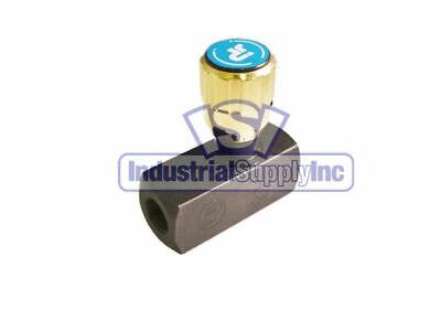 Flow Control Valve Hydraulic 38 Adjustable Npt Threads