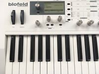 Waldorf Blofeld Synthesizer like Nord, Roland Korg