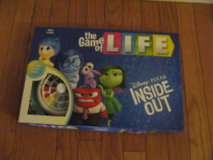 The Game of Life Disney Pixar Inside Out, Star Wars Chess