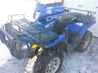 pieces de polaris sportsman 2007