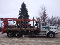 Log Truck Driver needed at Ontario Sawmill