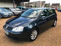2008 Volkswagen GOLF MATCH TDI 105 - 1 OWNER FROM NEW