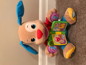 Fisher Price Laugh & Learn Singing Puppy