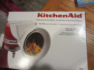 Kitchen Aid Rotor Slicer/Shedders for Kitchen Aid mixer