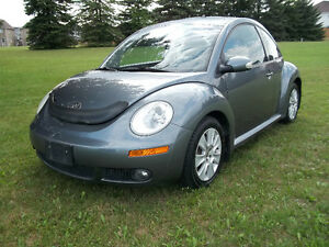 2008 Volkswagen Beetle Trendline Coupe (2 door)