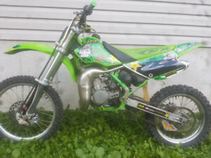 2000 Kawasaki Kx 100 2 stroke For sale