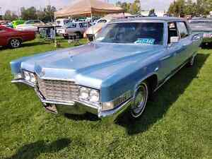 1969 Cadillac Fleetwood - Stored winters! Sell or Trade