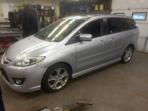 Selling a Used 2009 Mazda 5 in Excellent Condition